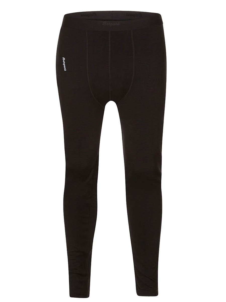 Bergans термобелье брюки 1966 Fjellrapp Tights Black