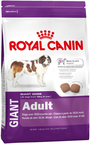 Royal Canin Giant Adult 20 кг
