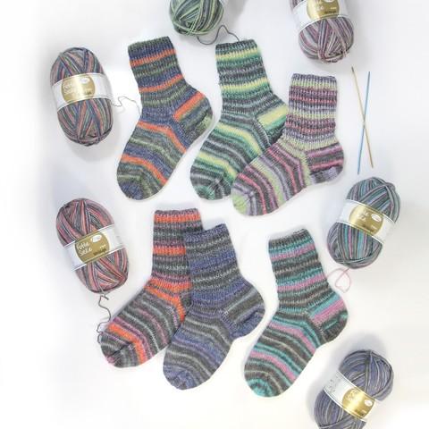 Rellana Flotte Socke Vintage  пряжа