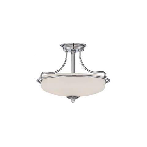 Потолочный светильник Quoizel, Арт. QZ/GRIFFIN/SFS C