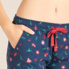 Женские брюки пижамные E20K-112D101