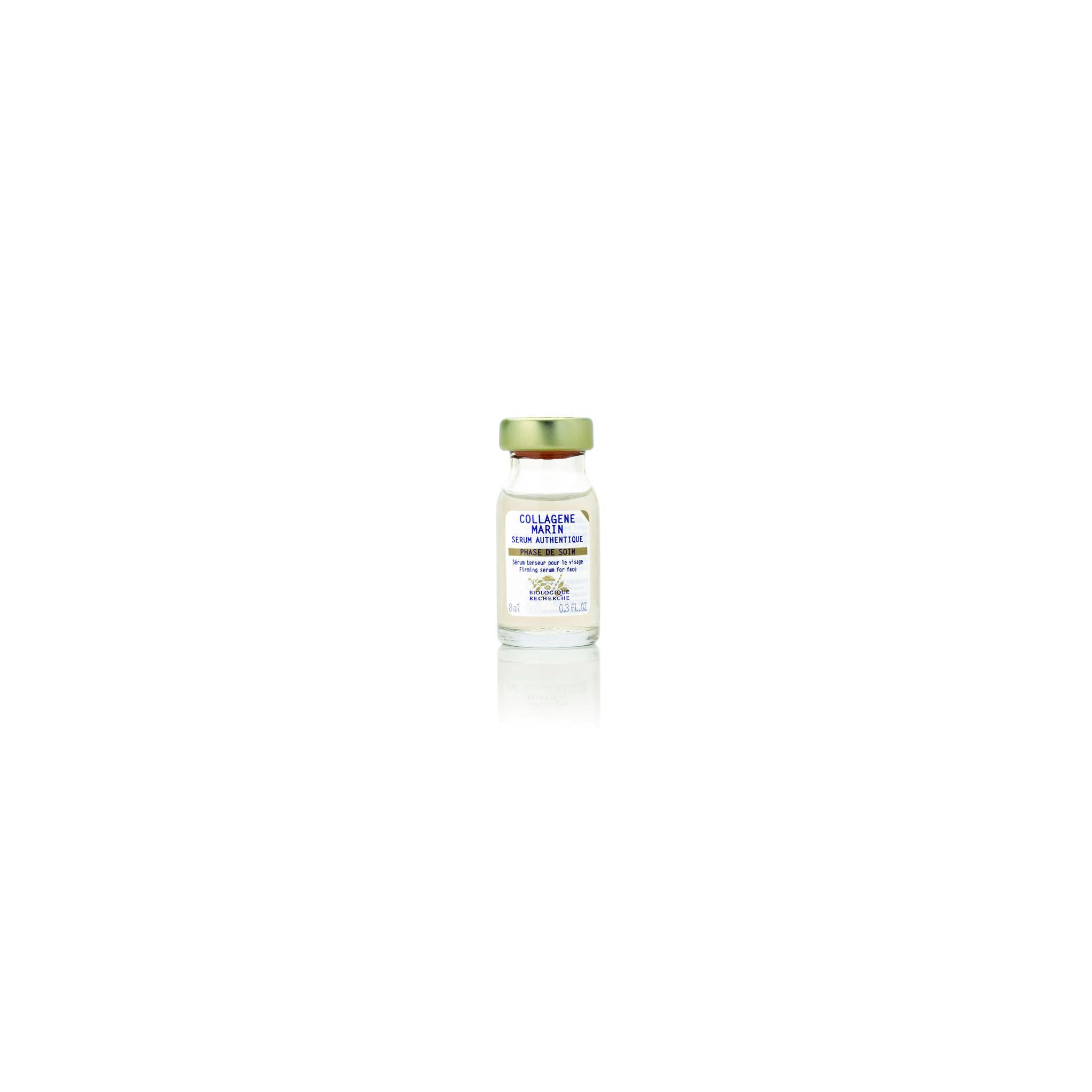 Сыворотка для лица, шеи, декольте BIOLOGIQUE RECHERCHE Collagene Marin 8 мл