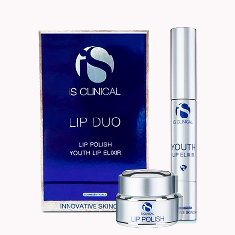 Anti-age комплекс для губ Lip Duo, IS CLINICAL.