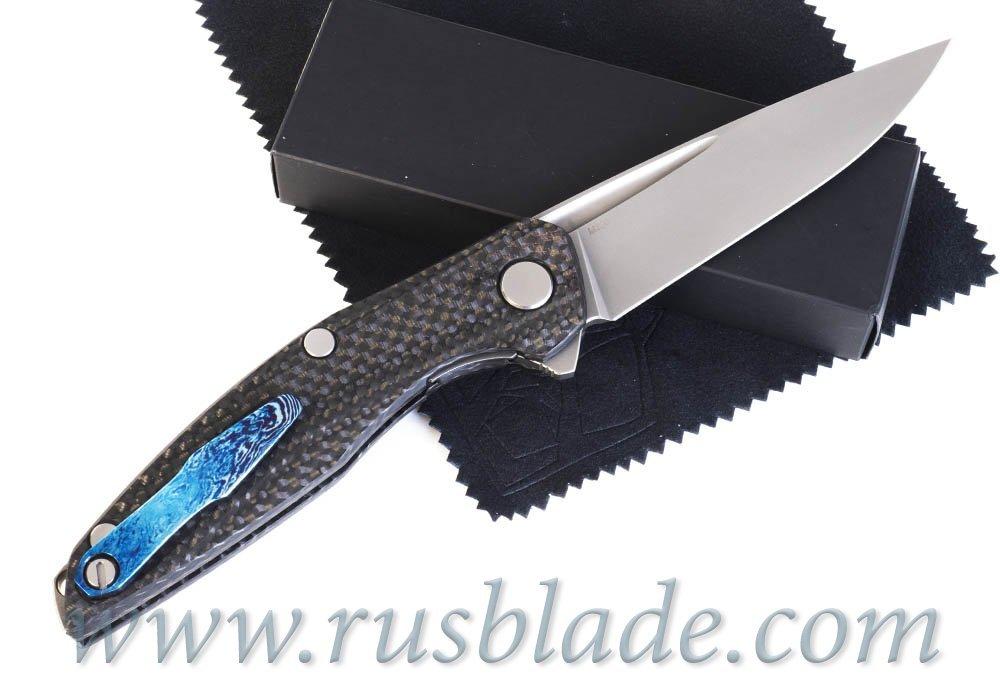 Shirogorov 111 Semi Custom M390 MRBS - фотография