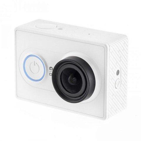 Экшн-камера YI Action Camera Basic Edition White (Белый)