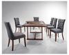 Обеденный комплект стол LWM(SFG)15105I32 + 6 кресел LW1509
