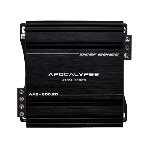 Усилитель Alphard Deaf Bonce Apocalypse AAB-600.2D