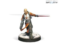 Shaolin (вооружен Chain Rifle)