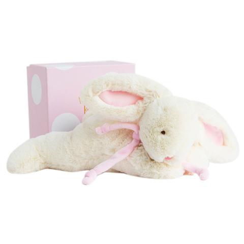 Doudou et Compagnie. Кролик нежно-розовый 30 см из коллекции BON BON