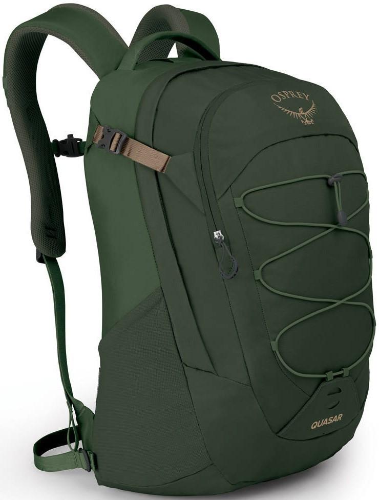 Городские рюкзаки Рюкзак Osprey Quasar 28, Gopher Green Quasar_F20_side_gophergreen_web.jpg