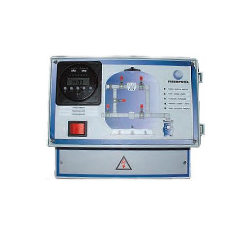Панель управления 5-ти вентильной группой Fiberpool VC073 / 12733
