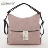 Сумка Саломея 387 пыльная роза (рюкзак)