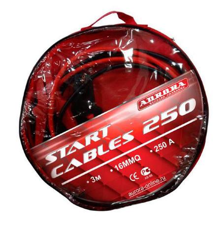 Пусковой кабель AURORA START CABLES 250
