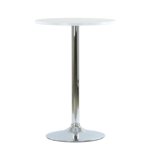 Барный интерьерный круглый стол TBar Style/N (d-60)