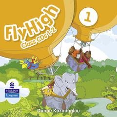 Fly High 1 Class CDs (2) лиценз.