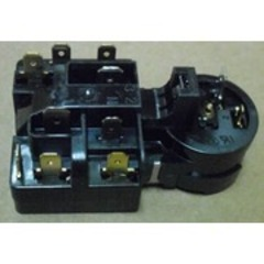Пусковое реле компрессора холодильника Beko 4346040485, 4346041085, 4346040285