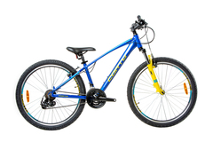 горный велосипед Corto ARK 2021 синий