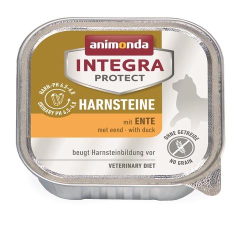 Animonda Integra Protect Cat (ламистер) Harnsteine (URINARY) with Duck