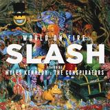 Slash / World On Fire (RU)(CD)