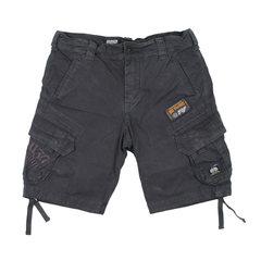 Карго-шорты темно-серые Yakuza Premium 2862