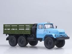 ZIL-131 board 6x6 blue-green 1:43 AutoHistory
