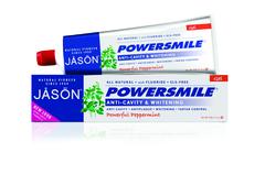 Натуральная гелевая зубная паста «Сила улыбки» отбеливающая с фтором и CoQ10