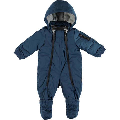 Комбинезон Molo Hector Blue Wing Teal купить в интернет-магазине Мама Любит!