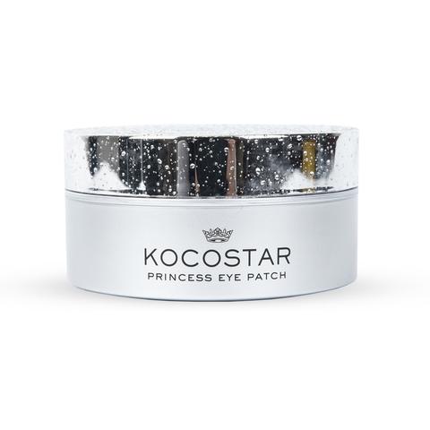 KOCOSTAR | Гидрогелевые патчи для глаз( 60 патчей/30 пар) (Серебро) / Princess eye patch Silver, (90 г)