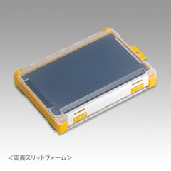 Коробка под приманки MEIHO RUNGUN CASE 3010W-2 YELLOW