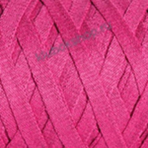 Ленточная пряжа YarnArt Ribbon цвет 771 фуксия