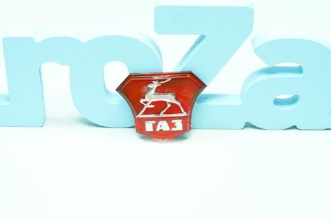 Эмблема решетки Газ 14 Чайка