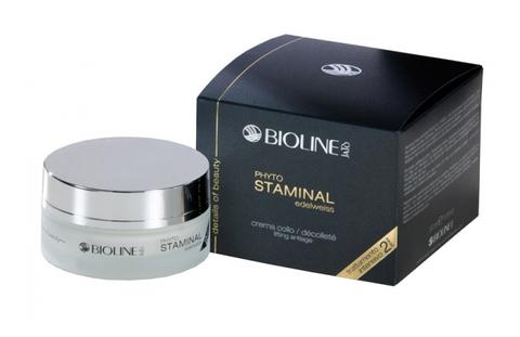 Крем для укрепления кожи, шеи и зоны декольте Bioline фаза 2