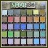 Краска-лак SMAR для создания эффекта эмали, Металлик. Цвет №28 Золотая нива