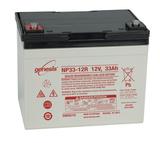 Аккумулятор EnerSys Genesis NP33-12 ( 12V 33Ah / 12В 33Ач ) - фотография