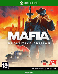 Mafia: Definitive Edition (Xbox One/Series X, русская версия)