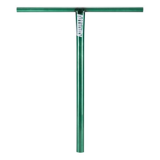Руль для трюкового самоката AFFINITY Classic XL T-Bar (Trans Green) Oversized