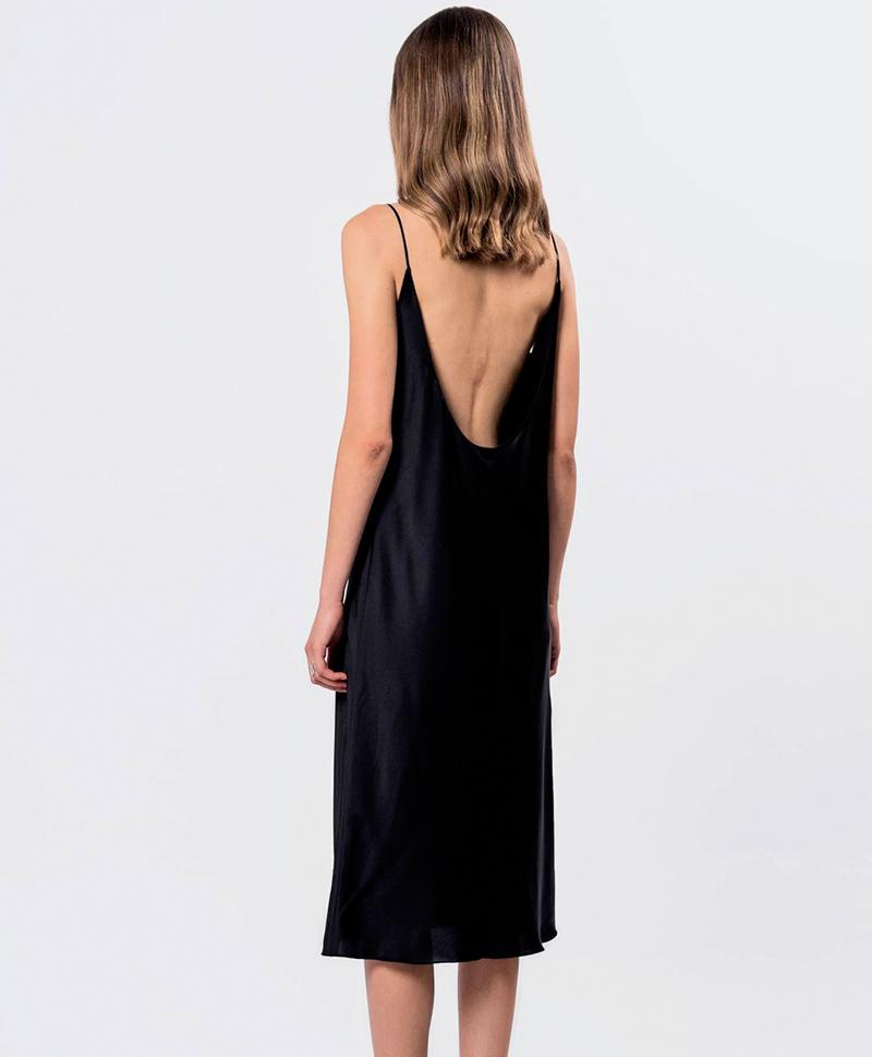 черное-платье-комбинация-открытая-спина