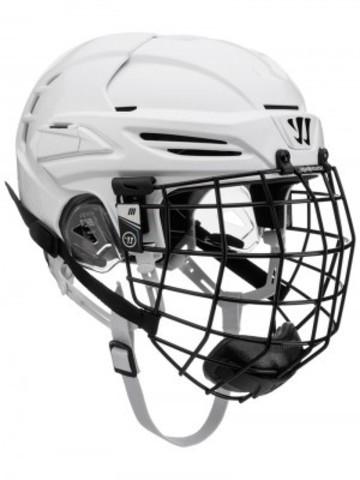 Шлем с маской WARRIOR COVERT PX2 XS белый