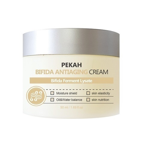 Pekah Антивозрастной бифида крем Bifida Antiaging Cream, 50ml