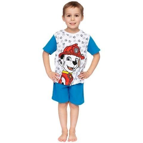 Комплект для мальчика Paw Patrol футболка + шорты