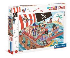 Puzzle PZL 24 MAXI PIRATES