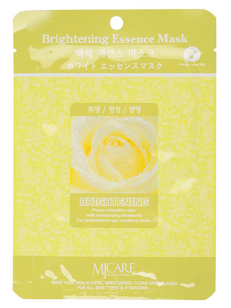 Тканевые Маска тканевая для лица осветляющая Brightening Essence Mask МЖ7.jpg