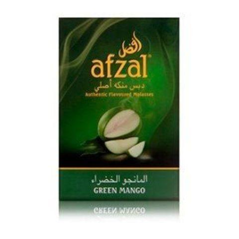 Табак для кальяна Afzal Green Mango 50 гр.