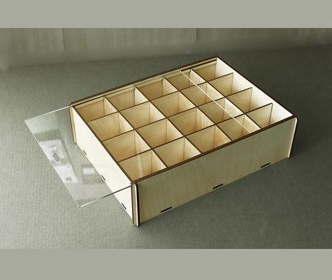 Органайзер-коробка ДекорКоми
