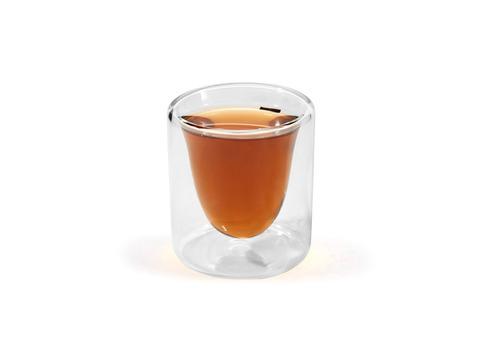 Стаканчик с двойным стеклом «Гармония», (75 мл.). Интернет магазин чая