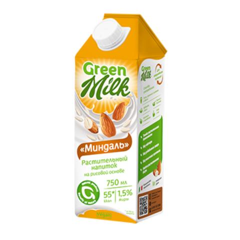 Напиток миндальный (молоко), 0,75л