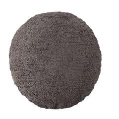 Подушка Lorena Canals Big Dot Dark Grey (Ø50 см)