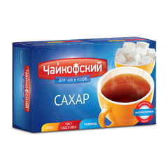 Сахар-рафинад экстра Чайкофский 1 кг