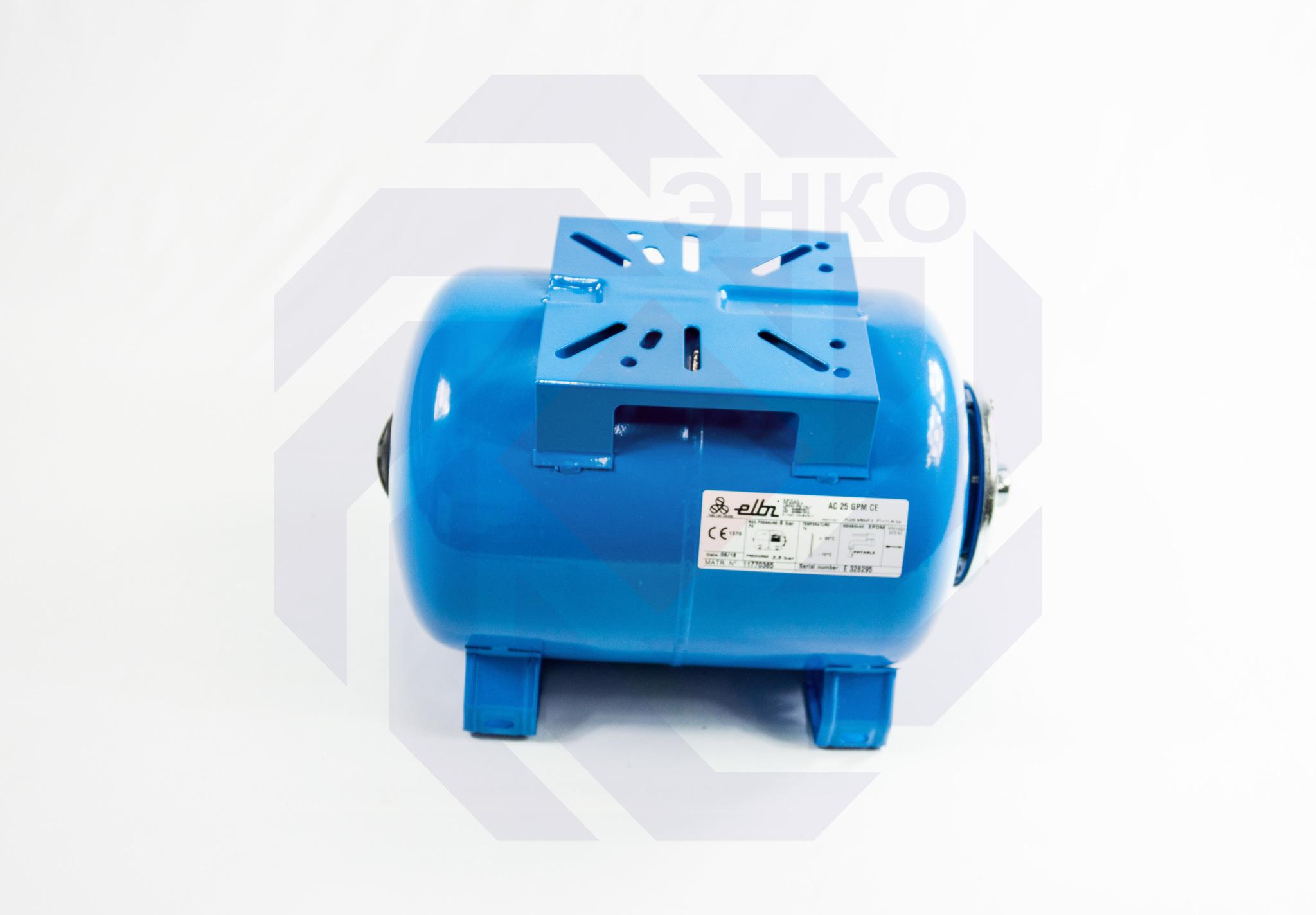 Бак расширительный ELBI AC 25 GPM CE