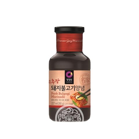 Маринад для свинины Бульгоги O'Food 280г Daesang Корея